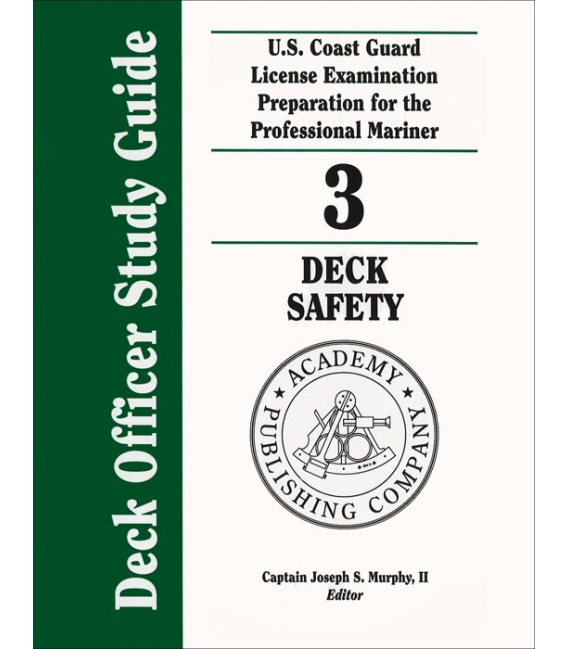 Murphy's Deck Officer Study Guides 1 Through 6 Complete ...