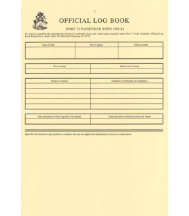 Bahamas Official Log Book - Part 2