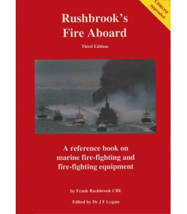 Rushbrooks Fire Aboard By Frank Rushbrook