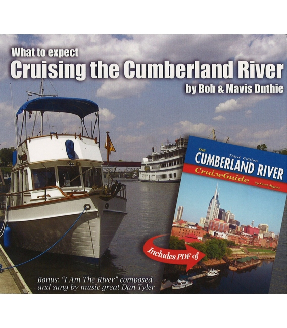 What to Expect Cruising the Cumberland River (CD ROM)