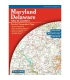 Maryland & Delaware Atlas & Gazetteer
