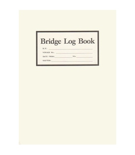 31-Day Bridge Log Book, Duplicate