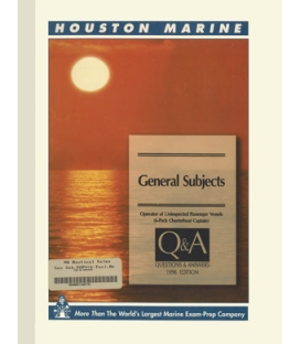 General Subjects: Operator Of Uninspected Passenger Vessels (6-Pack Charterboat Captain), 1996 Edition