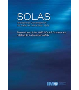 IMO I160E SOLAS, Bulk Carrier Safety, 1999 Edition