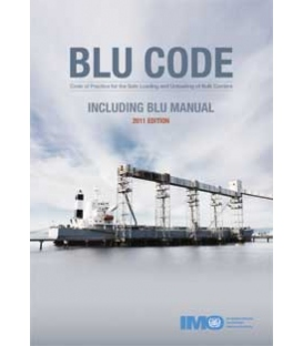 IMO IA266E BLU Code (inc. BLU Manual), 2011 Edition