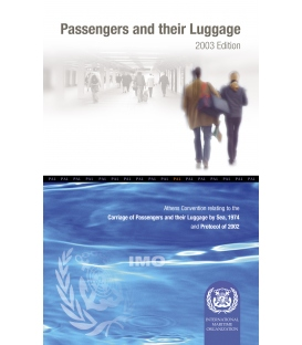 IMO IA436E Athens Convention on Passengers & Luggage on Ships, 2003 Edition