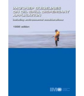 IMO IA575E Oil Spill Dispersant Application Guidelines, 1995 Edition