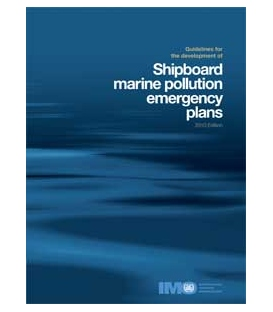 IMO IB586E Ship Pollution Emergency Plans (SOPEP), 2010 Edition