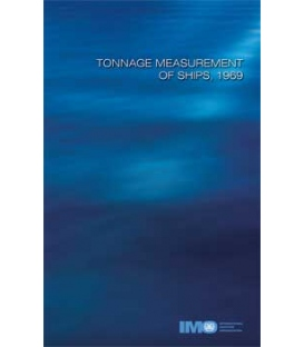 IMO I713E Tonnage Measurement of Ships 1969, 1970 Edition