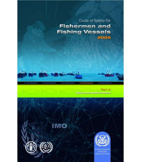 Safety Code for Fishermen & F Vessels(A), 2006 Ed