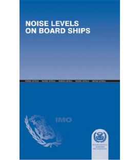 IMO I814E Noise Levels on Board Ships, 1982 Edition