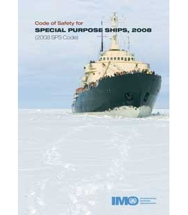IMO IA820E Code of Safety for Special Purpose Ships (SPS), 2008 Edition