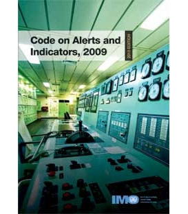 IMO IB867E Code on Alerts & Indicators 2009, 2010 Edition