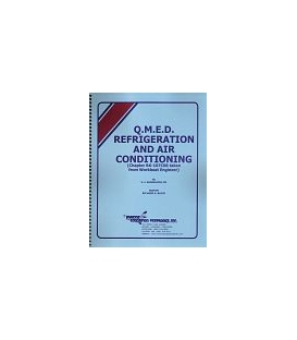 BK-107C08 QMED Refrigeration & Air Conditioning, 2008 Edition