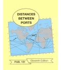 Pub. 151 - The Distances Between Ports, 11th Ed., 2001
