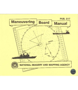 Pub. 217 - Maneuvering Board Manual, 4th, 1984