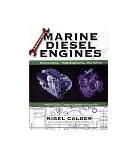 Marine Diesel EnginesMaintenance, Troubleshooting, And Repair