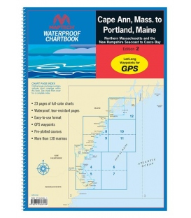 WPB Cape Ann, MA to Portland, ME, 2nd Ed.