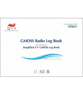 GMDSS Radio Log Book, 3rd Edition (2009): Incorporating the Simplified F/V GMDSS Log Book