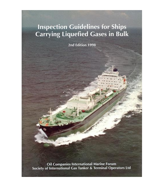 ship inspection guidelines These requirements must be met for the ship to comply fully with international convention requirements and to obtain more favorable insurance rates 12 the requirements are not statutory in nature however, under the solas convention, each ocean-going ship 13 must have a safety construction certificate attesting to the.