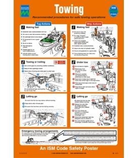 1021 Poster, Towing