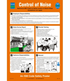 1072 Poster, Control of Noise