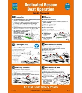 1080 Poster, Dedicated Rescue Boat Operation