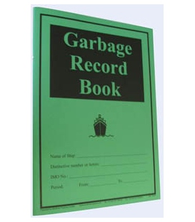 PB1203Y Maritime Progress Garbage Record Book