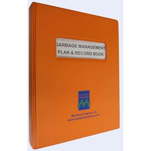 Books, Log Books and Safety Works Manuals
