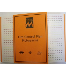 2603 Fire control pictograms to ISO 17631