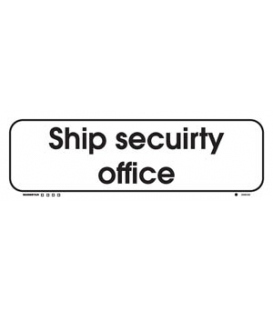 2895 Ship security office