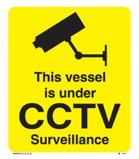 2896 This vessel is under CCTV surveillance