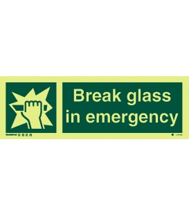 4187 Break glass in emergency