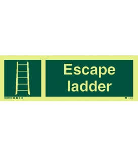 4188 Escape ladder
