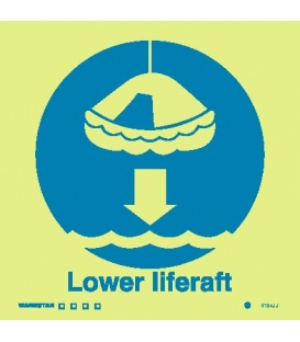 5104 Lower liferaft - with text