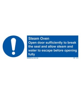 5752 Steam Oven (Safety Instructions