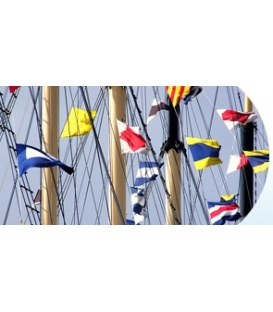 Signal Flags - Complete Set