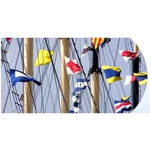 Signal Flags Complete Set