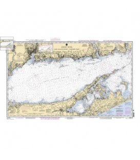 12354 TR - Long Island Sound Eastern Part Training Chart