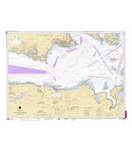18465 TR - Strait of Juan de Fuca Training Chart