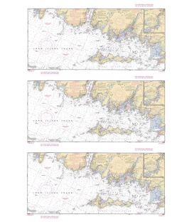 116 TR - Long Island Sound Training Chart (Folded)