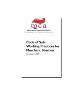 Code of Safe Working Practices for Merchant Seamen: Amendment 9, 2009