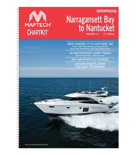 Region 3.1: Narragansett Bay to Nantucket, 2nd Edition