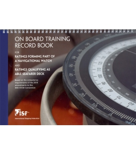 On Board Training Record Book (Deck), 2nd Edition 2011