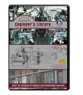 Starpath Engineer's Library (50 Volumes of Books)