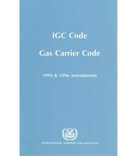 I165E - 1994/1996 Admendments to the IGC and Gas Carrier Codes