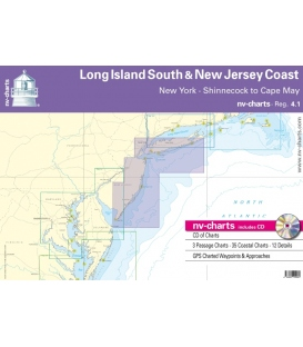 Region 4.1, Long Island South & New Jersey Coast