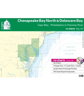 Region 5.1, Chesapeake Bay North & Delaware Bay