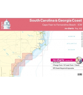 Region 6.2, South Carolina & Georgia Coast