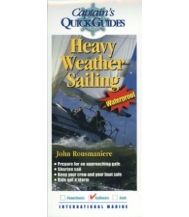 Captain's Quick Guides: Heavy Weather Sailing